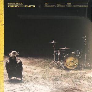 "TWENTY ONE PILOTS ""TRENCH - TRIPLET EP"" EXCLUSIVE 10"" YELLOW VINYL LP NEW - NEUF"