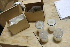LOT OF 8 Thermo IEC CENTRIFUGE BUCKETS 2093SF 2094SF
