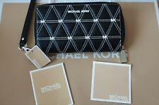 BNWT Michael Kors Leather large Phone Wallet Purse RRP £99 with MK gift bag.
