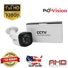 ProVision 1080P CCTV AHD Bullet 2MP Camera indoor Security Camera Night Vision