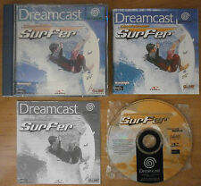 CHAMPIONSHIP SURFER (PAL) - SEGA DREAMCAST