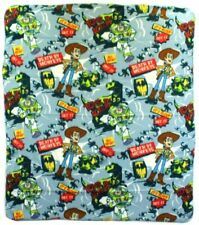 "Toy Story ""Death By Monkeys"" Fleece Character Blanket 50 x 60-inches"