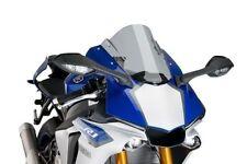 Pièces détachées de carrosserie et cadres bleus Puig pour motocyclette Yamaha