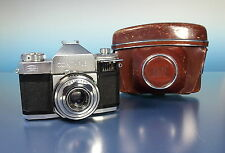 Zeiss Ikon Contaflex Carl Zeiss Tessar 2,8/45mm photographica vintage - (92640)
