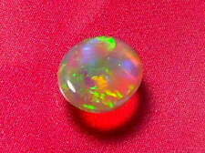Sparking Bright Rolling Colour Pattern Natural Solid Crystal Opal 0.47 carat