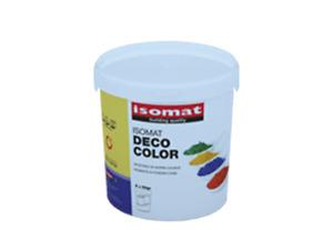 ISOMAT DECO COLOR SACHETS in 10 Colours