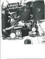 Ford Capri/Classic Consul Original  Photograph 24cm x 18cm Engine Excellent
