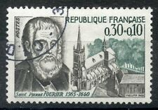 STAMP / TIMBRE FRANCE OBLITERE N° 1470 CELEBRITE SAINT PIERRE FOURIER