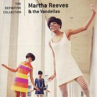 Martha Reeves & The - The Definitive Collection NEW CD