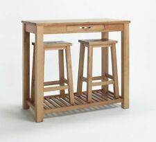 Oak Up to 2 Seats Traditional Table & Chair Sets