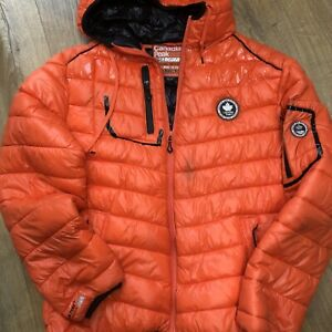 Canadian Peak  EXP Men's Jacket; Shiny Glanz Nylon Down Size XXL