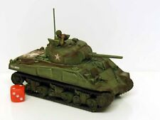 28mm Bolt Action Chain Of Command US Sherman Tank - Painted & Weathered (R3)