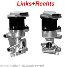 AGR -Ventil Abgasrückführung Rechts+links JAGUAR PEUGEOT CITROEN C5,C6, 2.7HDIse