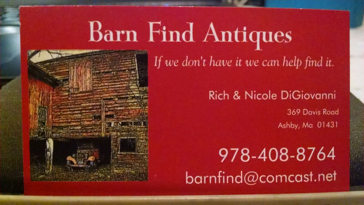Barn Find Antiques and Skulls 4 All