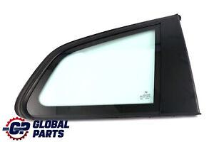 BMW X3 Series E83 LCI Trim Side Glass Window Fixed Green Rear Right O/S AS2