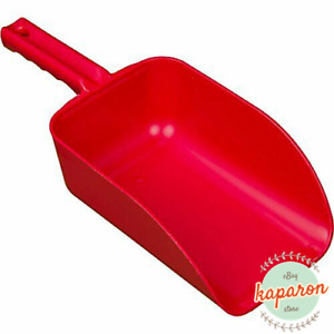 82 oz. Plastic Scoop Ice Machine Dog Food Dry Goods And More NSF Scoop Durable