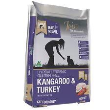 Meals for Meows Gluten Free Kangaroo & Turkey Dry Cat Food - 9kg