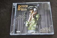 David Bowie - Bowie At The Beeb BBC Sessions 1968 - 1972 2 CD 2000 EMI UK