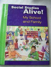 Social Studies Alive! by Teacher's Curriculum Institute Grade 1 ISBN# 1583712518
