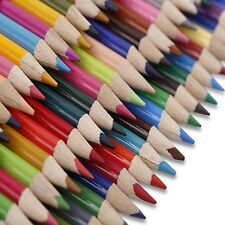 72 Colored Pencils Set For Kids/Adult Coloring Drawing Art Sketching School
