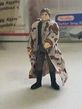 1984 Kenner LFL - Han Solo in Trench Coat - Star Wars Action Figure