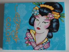 NEW Ed Hardy For Women Colour Make Up Set Geisha Blue