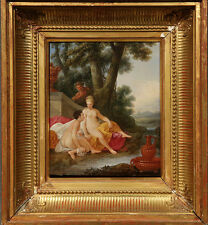 """Mythological Oil Painting in """"style of"""" Louis Joseph Watteau (FRENCH, 1731-1798)"""