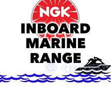 NGK Spark Plug for Marine Mercruiser Stern Drive Big Block 502 Mag EFI/MPI