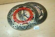 Yamaha YZF R1 RN09 02-03 Bremsscheiben vorne nh155