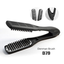 Denman D79 Ceramic Thermoceramic Straightening Brush with Boar Bristle