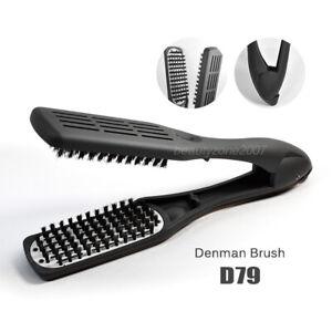 Denman D79 Ceramic Thermoceramic Straightening Brush with Boar Bristle