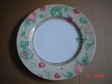 Interiors Fine English Earthenware Dinner Plate ORCHARD