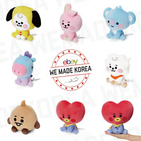 BT21 Character Baby Sitting Doll 20cm (7.87 inch) 7types Authentic K-Pop Goods