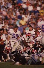 NFL Bruce Smith Buffalo Bills Marcus Allen 1987 Original 35mm Slide Football!!!