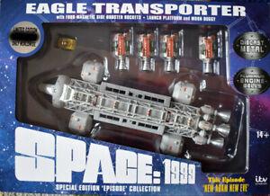 "Sixteen 12 Space 1999 Eagle Transporter ""New Adam New Eve"" - EGT-13"