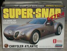 Lindberg 1/25 Scale Chrysler Atlantic
