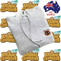 Animal Crossing TOM NOOK Embroidered Cute Character Cosplay ACNH