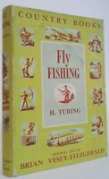 Fly Fishing HD Turing game angling book brown trout salmon seatrout river flies