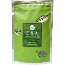 Nutri-Leaf Jasmine Green Tea Loose Herbal Dried 130g Premium