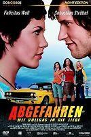 Abgefahren - Mit Vollgas in die Liebe von Jakob Schäuffelen   DVD   Zustand gut