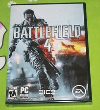 Battlefield 4 (PC) BRAND NEW SEALED in the retail box