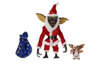 Santa Stripe & Gizmo Poseable Figure from Gremlins