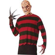 Freddy Krueger Set Maschera Guanto Maglietta Rubie's