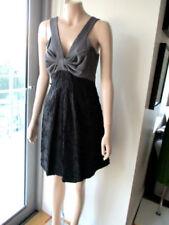 Summer Cotton/Polyester V-Neck Dresses for Women