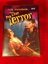 The Terror (DVD, 2004 Slim Case, BRAND NEW, SEALED.