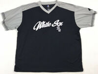 Chicago White Sox Baseball Jersey Mens Size 3XL MLB Majestic Pullover