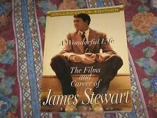 A Wonderful Life : The Films and Career of James Stewart by Tony Thomas (2000, P