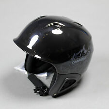 Carrera CJ-1 JR. Skiing/Snowboarding Helmet Black Shiny (NEW) Lists For: $59.99