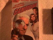 CAMOUFLAGE  2001  Crime Comedy  VHS  Leslie Nielsen