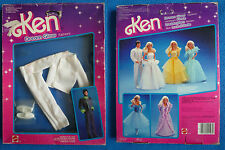 Tenue 2193 KEN vintage dream glow féerie Mattel 1986 NEW in box NEUF Barbie